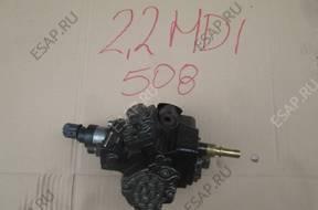 ТНВД CITROEN C5 PEUGEOT 508 2.2 HDI