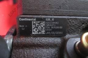 ТНВД Ford C-Max 1.6 TDCI