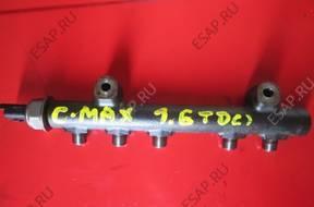 ТОПЛИВНАЯ РАМПА Ford C-Max 1.6 TDCI