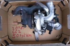 Турбина 06J145713K / 06J145713T VW CCZ 2.0 TFSI