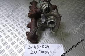 ТУРБИНА  24461825 GT15 OPEL 2.0 Y20DTH