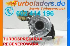 ТУРБИНА AUDI A2 1,2 TDI 61 KM 700960-0011