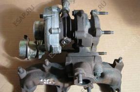 ТУРБИНА  Audi A2 A-2 1.4TDi BHC 045145701C