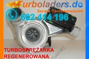 ТУРБИНА BMW 118d E81 E87 E88 N47D20A  767378
