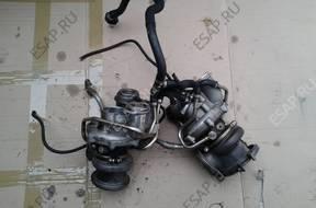 ТУРБИНА BMW 4.4 N63B44A F01 F02 F06 F10 F12 E70