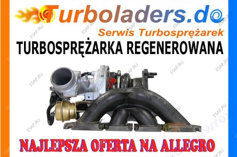 ТУРБИНА CITROEN Jumper 3.0 HDI  796122