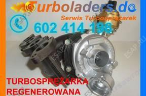ТУРБИНА DODGE Avenger Caliber 2.0CRD turbo768652