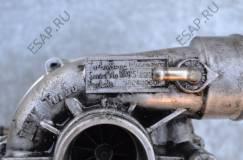 турбина JEEP GRAND CHEROKEE ZJ 2,5 TD