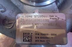 турбина MERCEDES W164 / X164 / W251 A6420901680 A6420902380 777318-5001S  764809-0004