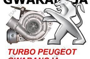 ТУРБО Peugeot 107 1.4 HDi DV4TD 54 KM 0375G9
