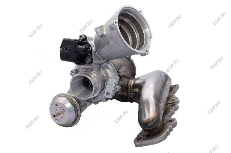 Turbosprężarka Peugeot 107 1.4 HDi 54 68 KM