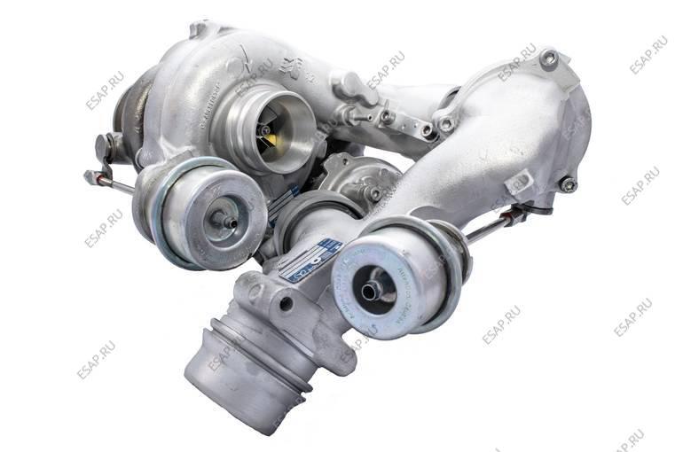 Turbosprężarka Peugeot 806 2.1 TD 109 KM 701072