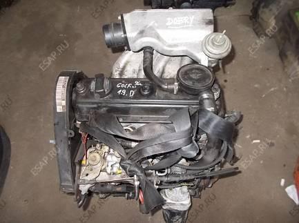 Контрактные двигатели Opel Vivaro фургон (F7) 19 DTI