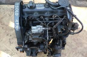 VOLKSWAGEN POLO 1.7 SDI двигатель с POMP