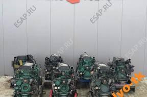 VOLVO FH12 13 двигатель комплектный D12A D12C D12D D13A