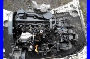 vw golf passat seat 1,9tdi 110KM двигатель с коробкой