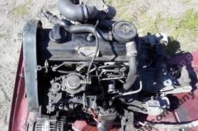 vw golf passat T4 1,9td 75KM двигатель с коробкой