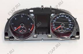 VW PASSAT B7 CC ZEGARY ДИЗЕЛЬ 3C8920871  2014 год,