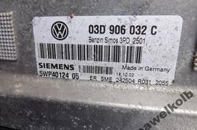 VW POLO 9N IV БЛОК УПРАВЛЕНИЯ ДВИГАТЕЛЕМ 1.2 12V AWY