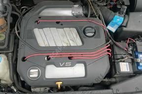 VW SEAT двигатель SUPEK 2.3 VR5  AGZ  166 tkm