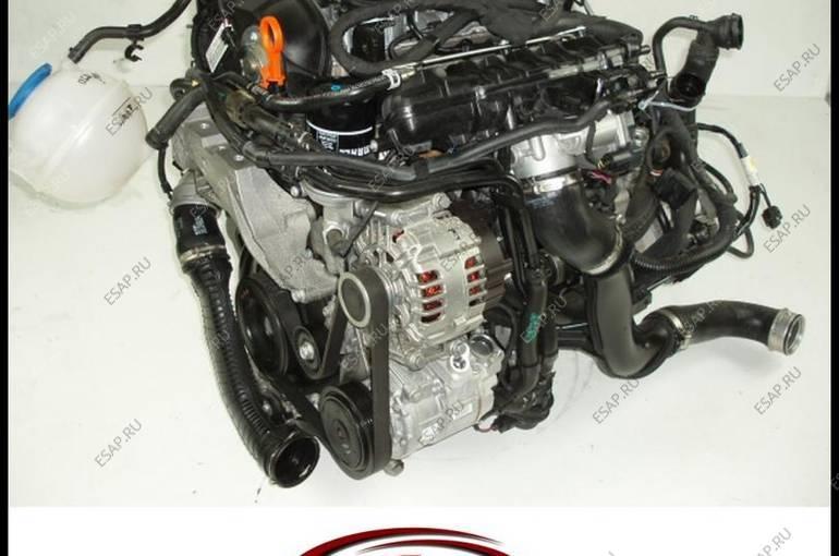 VW Tiguan Passat Eos двигатель CAW 2.0 TFSI 200 л.с.