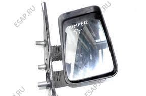 зеркало боковое Citroen Jumper 94 - 2000 год.  ПРАВОЕ МЕХАНИЧЕСКОЕ