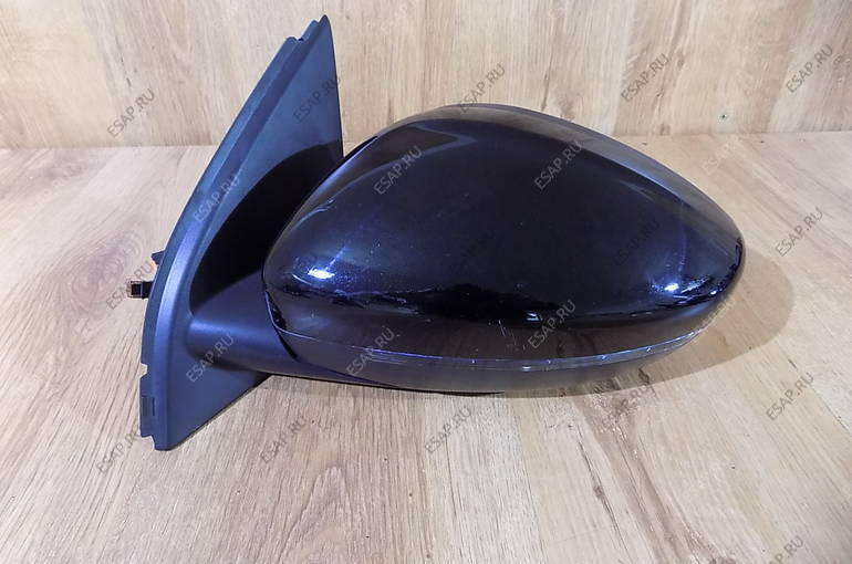 зеркало боковое PEUGEOT 308 II  ЛЕВОЕ 13 PIN