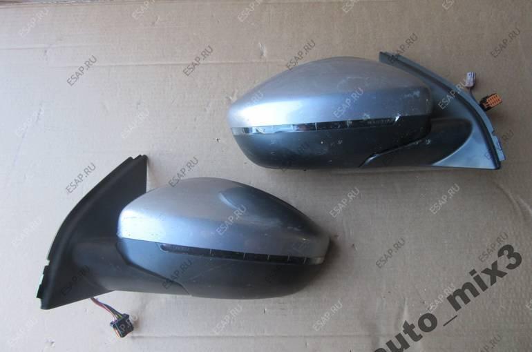 зеркало боковое PEUGEOT 308 II T9    ЛЕВОЕ 10