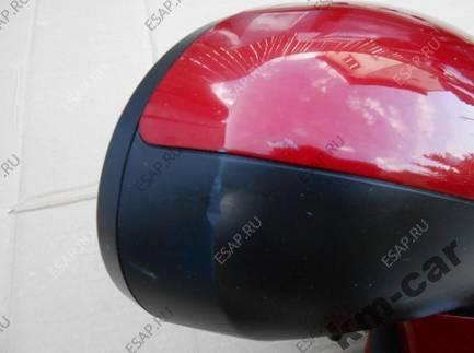 зеркало боковое PEUGEOT 308  ПРАВОЕ 8 PIN