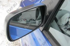 зеркало боковое Toyota Yaris 99-06  ЛЕВОЕ МЕХАНИЧЕСКОЕ