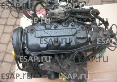 Двигатель DAIHATSU CUORE  800 KRAK Бензиновый
