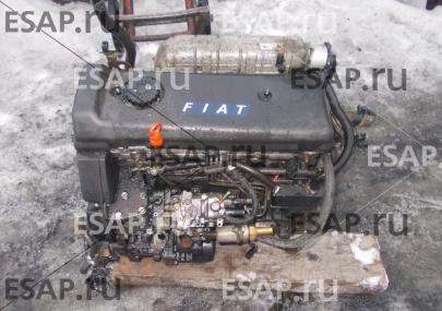Двигатель  комплектный FIAT DUCATO 2.5D 1997 год,. Дизельный