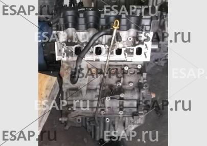 Двигатель  LANCIA LYBRA 1.9 JTD 01r. GW. RZESZ Дизельный