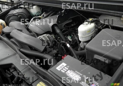 Двигатель HUMMER H2 6.0 VORTEC  MOTOR czci с.G Бензиновый