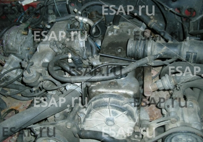 Двигатель ISUZU TROOPER 2,6 4ZE1 92r MOST PRZEDNI PRZ Бензиновый