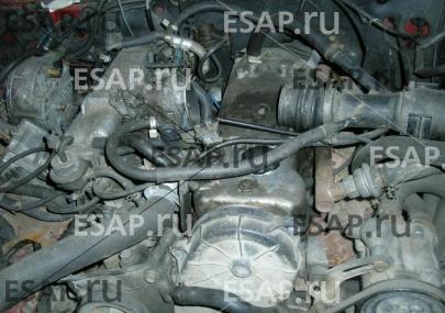 Двигатель ISUZU TROOPER 2,6 4ZE1 92r P Бензиновый