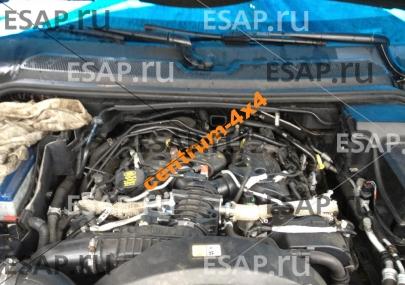 Двигатель Jaguar XJ S-Type XF  2.7 D motor okazja wroc Бензиновый