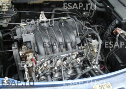 Двигатель LAND ROVER FREELANDER 1.8 2,0 SKRZYNIA BIEG Дизельный