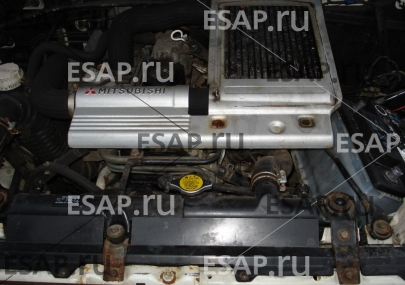 Двигатель Mitsubishi Pajero II 1998 2,8  Дизельный