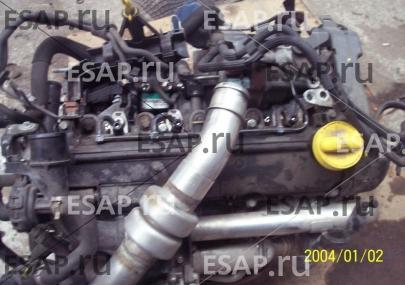 Двигатель NISSAN NV200 NOTE 1.5 DCI  K9KF276 Дизельный