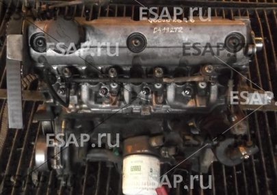 Двигатель Volvo V40 1.9TD 95KM 95-04  D4192T2 Krak Дизельный