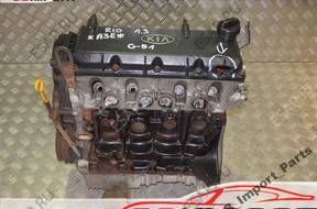 KIA RIO 1.3 8V  двигатель A3E тестированный 02' F-VAT