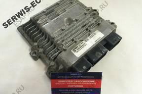5WS40049C-T SID801A БЛОК УПРАВЛЕНИЯ CITROEN BERLINGO 2.0