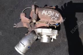 Audi A6 C6 A4 B7 3.0 TDI ТУРБИНА KKK 059145702S