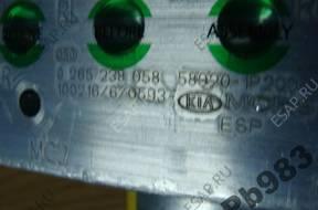 БЛОК АБС  ESP KIA VENGA  58920-1P200
