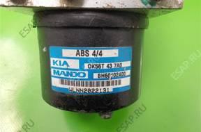 БЛОК АБС KIA CARNIVAL II 2.8   0K56T437AE 0K56T437