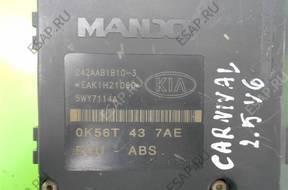 БЛОК АБС KIA CARNIVAL II 2.8   0K56T437AE