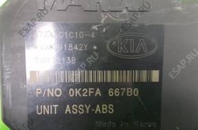 БЛОК АБС KIA CARNIVAL II 2.9 CRDI   0K2FA667B0