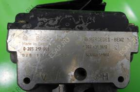 БЛОК АБС MERCEDES W140 COUPE   0265217003 002431961