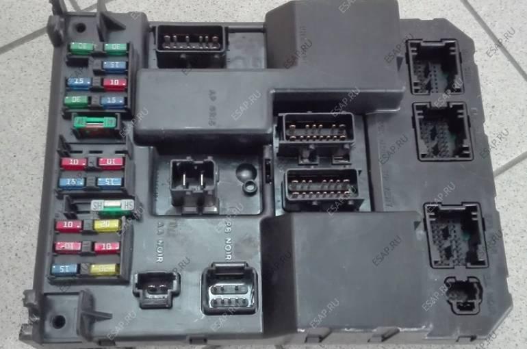 Блок BSI CITROEN C5 PEUGEOT 9651197380 A